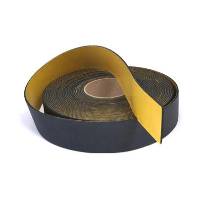 INDI-Tape Kautschuk Klebeband selbstklebend 3 mm